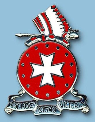 6th Battalion, 14th Field Artillery (United States) - 14th Field Artillery distinctive unit insignia