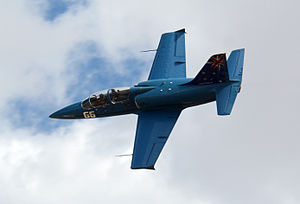 Aero L-39 Albatros - An L-39 at the 2014 Reno Air Race