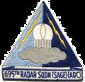 695th Radar Squadron - Emblem.png