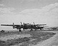 6th Night Fighter Squadron P-61 Black Widow taxxing.jpg