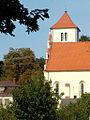 8. Janowiec, kościół par. p.w. św. Stanisława biskupa i męczennika i św. Małgorzaty.JPG