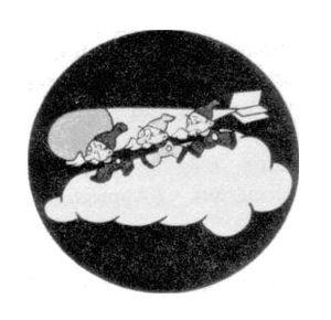 831st Bombardment Squadron - Emblem of the 11th Antisubmarine Squadron