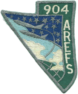 904th Air Refueling Squadron - SAC - Emblem.png