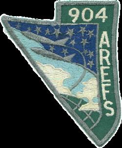 904th Air Refueling Squadron - SAC - Emblem.png