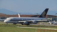 9V-SKG - A388 - Singapore Airlines