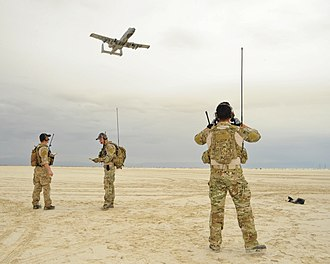24th Special Operations Wing - Combat controllers from the 23d Special Tactics Squadron at White Sands Missile Range