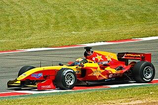 Ho-Pin Tung Chinese-Dutch racing driver