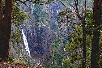 Oxley Wild Rivers National Park - Wollomombi and Chandler Falls
