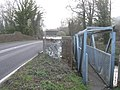 A28 Road bridge and footbridge over the Great Stour River - geograph.org.uk - 1773051.jpg