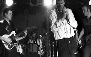 And Also the Trees - And Also the Trees live in Dortmund, Germany in 1998