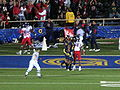 AJ Simmons scores TD at Arizona at Cal 2009-11-14.JPG