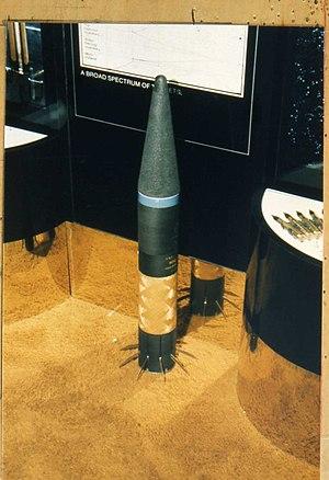 APILAS - APILAS antitank rocket projectile