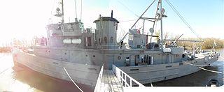 1944 Abnaki-class fleet tug