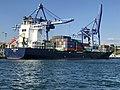 AS Floriana (Container Ship) - IMO 9437115 in Bosphorus 20190727 (1).jpg