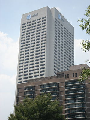 BellSouth Telecommunications - Image: AT&T Midtown Center, Atlanta