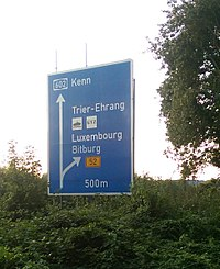 A 602 Ausfahrt Ehrang Schild Tmp 26012-IMAG0758 1-1278368171.jpg