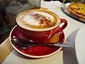 A Cappuccino at Amante.jpg
