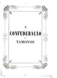Gonçalves de Magalhães: A Confederação dos Tamoyos