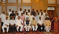 A Delegation of MPs and MLAs led by the Chief Minister of Chhattisgarh, Dr. Raman Singh calling on the Prime Minister, Dr. Manmohan Singh, in New Delhi on March 30, 2010.jpg