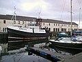A Fishing Trawler at Lossiemouth - geograph.org.uk - 658597.jpg