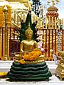 A Gold Budha and Jade Naga - panoramio.jpg