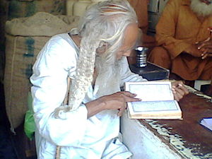 Dervish - A Pakistani Dervish at Tulamba (May 2008).