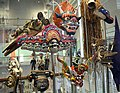 A collection of different masks from different countries. National Museum of Scotland, Edinburgh.jpg