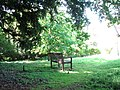 A secure bench - geograph.org.uk - 1351399.jpg