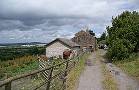 A smallholding at the bottom end of Bank Fold (geograph 1944776).jpg