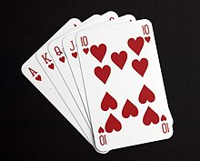 best five card poker