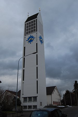 Aadorf - Protestant Church in Aadorf
