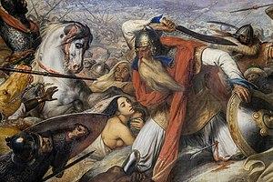 Abdul Rahman Al Ghafiqi-الأمير أبو سعيد عبد الرحمن بن عبد الله الغافقي العكي الشهيد في معركة بلاط الشهداء.jpg