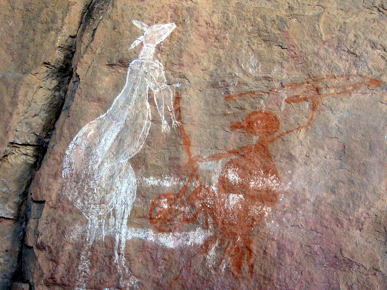 File aboriginal art australia 4 jpg wikimedia commons for Australian mural artists