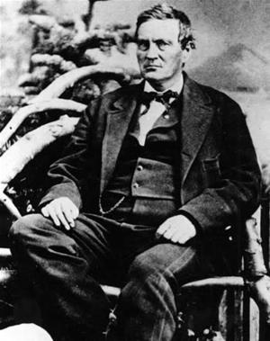 Abraham Curry - Nevada Historical Society
