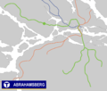 Abrahamsberg Tunnelbana.png