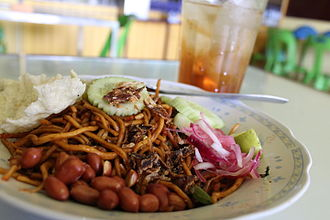 Mie goreng - Mie goreng Aceh.