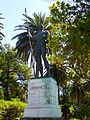Achilles-Statue in Korfu.JPG