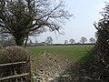 Across fields to Bythel - geograph.org.uk - 486188.jpg