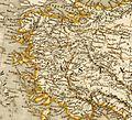 Adrien-Hubert Brué. Asie-Mineure, Armenie, Syrie, Mesopotamie, Caucase. 1822 (DE).jpg