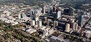 Aerial Bellevue Washington August 2009