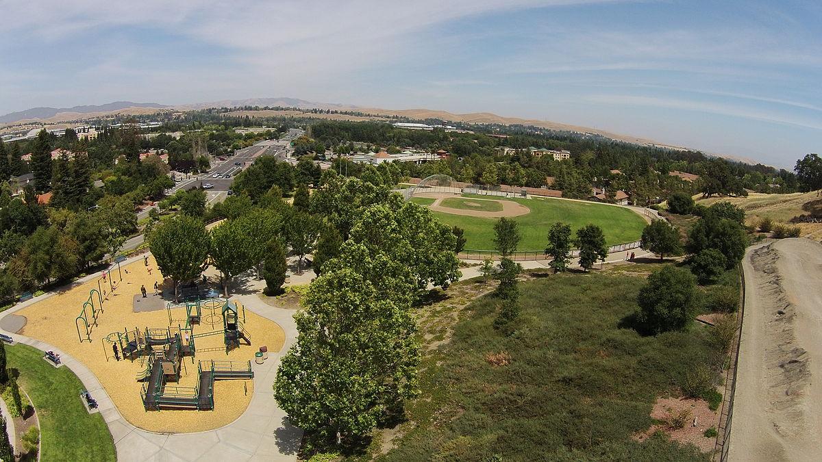 Aerial View of Memorial Park.JPG