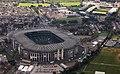 Aerial view of Twickenham Stadium and Twickenham Stoop 2016-05-23.jpg
