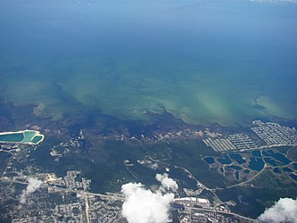 Aerial view of coastal Pasco and Hernando County, Florida.jpg
