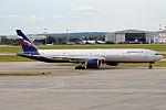 Aeroflot, VQ-BQF, Boeing 777-3M0 ER (16651851830) (2).jpg