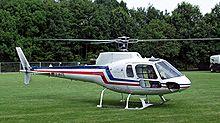 AS350BA della Heli Transair immatricolato in Germania (D-HHTL)