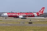AirAsia X (9M-XXI) Airbus A330-343 at Sydney Airport.jpg