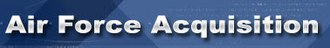 Assistant Secretary of the Air Force (Acquisition) - Wordmark used by Air Force Acquisition