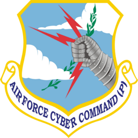 Image illustrative de l'article Air Force Cyber Command