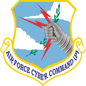 Air Force Cyber Command (Provisional) - Shield of Air Force Cyber Command (Provisional)