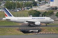 F-GRXD - A319 - Air France